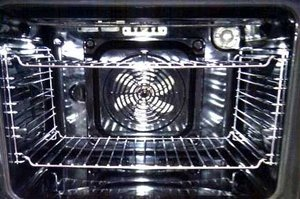 how to clean an oven naturally no chemicals