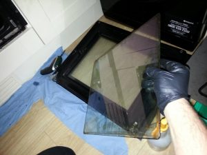 cooker and oven cleaning